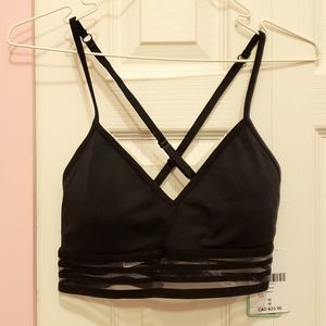 Forever 21 Intimates & Sleepwear - Forever 21 Cross-Back Sports Bra